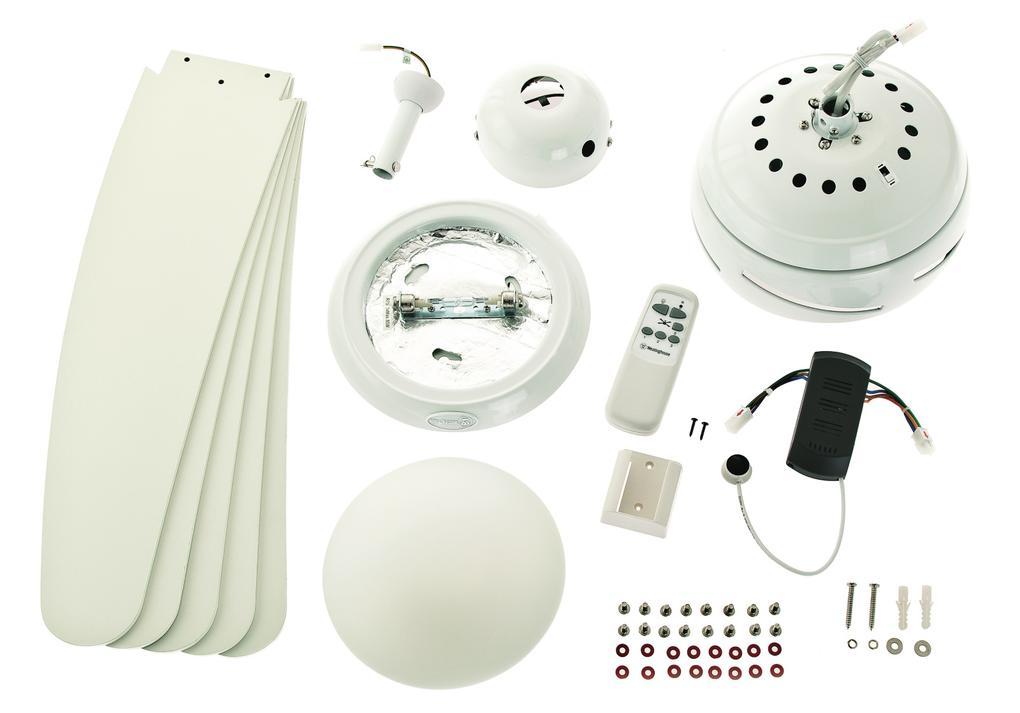 westinghouse deckenventilator montageanleitung klimaanlage und heizung. Black Bedroom Furniture Sets. Home Design Ideas